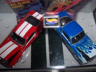 Hot Wheels Manufacturer Series Shelby GT500 GT 2