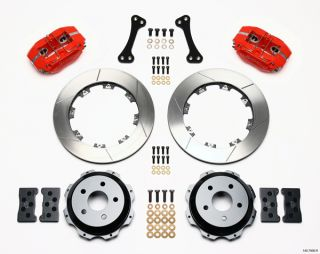 Wilwood Disc Brake Kit Subaru Forester Saab Impreza Coupe Wagon WRX 12