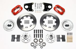 Wilwood Disc Brake Kit Front 68 71 Dodge Super Bee 63 64 Dodge 330 440
