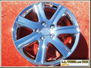 NEW LEXUS ES350 17 OEM CHROME WHEELS RIMS ES300 ES330 EXCHANGE 74190