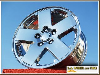 New Jeep Wrangler 18 Chrome Wheels Rims Cherokee Exchange 9076