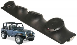 Jeep Wrangler Rockford P152 Speakers Sound Bar System