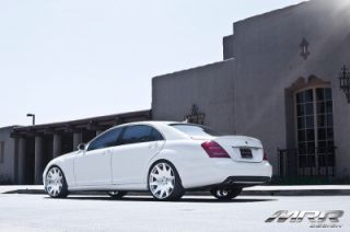 22 MRR HR3 Wheels Rims Mercedes Benz W221 S550 S63 AMG