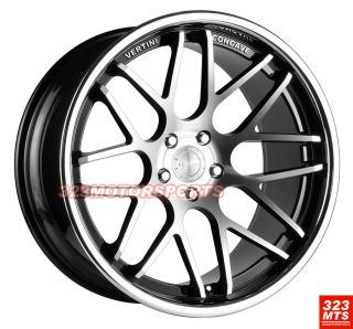 20 Rims Vertini Magic Audi A5 A6 S5 S6 A8