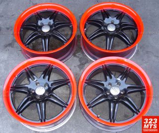 Rims Wheels Used Audi A4 Wheels Rims w Custom Paint Used Audi Wheels