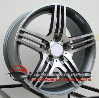 19 AMG Style Wheels Rims Fit Mercedes C230 C240 C280