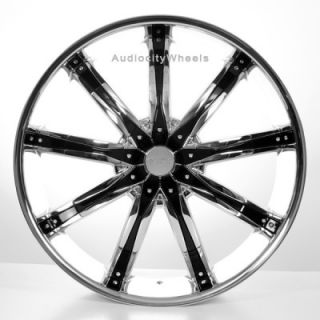 22inch Wheels and Tires for Land Range Rover FX35 Rims