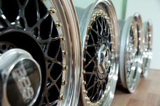 BBs RM 15x7 5 4x100 BMW E21 E30 Golf GTI Civic GSI