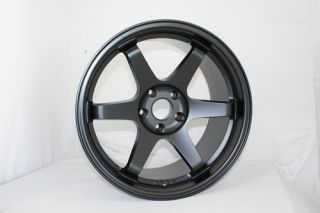 18 Varrstoen Staggered Wheels Rims Fit Nissan 300zx 350Z 370Z