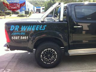 X4 16 Revolver Wheels Rims Alloy Fit Landcruiser Hilux Patrol Navara