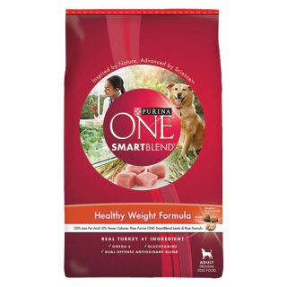 Purina ONE� brand SmartBLEND™ Healthy Weight Formula Dog Food   Dry Food   Food