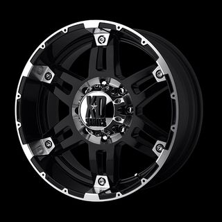 20 XD SPY BLACK RIMS WITH 305/55 20 NITTO TRAIL GRAPPLER MT TIRES F
