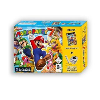 Mario Party 7 (inkl. Mikrofon) Games