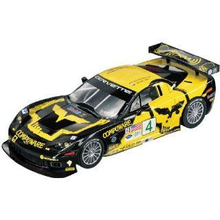 Carrera 23734   Digital 124   Chevrolet Corvette C6R Bad Boys No. 4