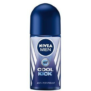 Nivea Deo Roller for Men Cool Kick 50ml Drogerie