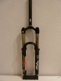 Federgabel Rock Shox Revelation 409 U Turn 100 130 mm Dual Air Remote
