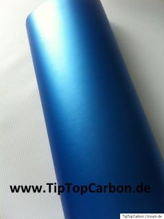 Pearl Blue Sonderedition Auto Car Wrap Folie mit Luftkanäle Blau