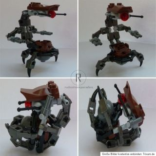 Lego Star Wars Figur Droideka Droidika Destroyer Battle Droid 7877