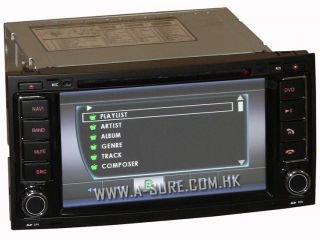 Car DVD GPS NAVI for VW 2004 2011 TOUAREG T5 Multivan