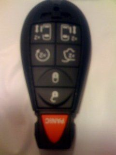 2008 08 JEEP GRAND CHEROKEE REMOTE SMART KEY FOBIC AMAZING KEYS