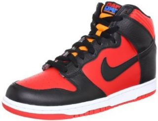 High Red Black WBF BAR Barcelona Mens Casual Shoes 317982 608 Shoes