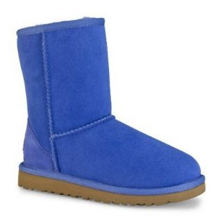 UGG Australia Kids Classic Boot Deep Periwinkle Size 5 Shoes
