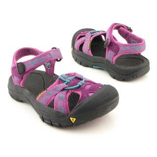 KEEN Raleigh Purple Sandals Shoes Youth Kids Boys 13 Shoes