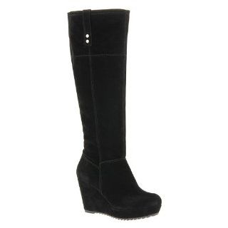 ALDO Wittmer   Women Knee high Boots   Black Suede   5 Shoes