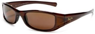 Maui Jim Shaka 105 26 Sunglasses Bronze Polarized Maui Jim Shoes