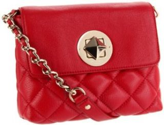 Kate Spade New York Gold Coast Dara Cross Body,Scarlet,One Size Shoes