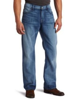 7 For All Mankind Mens Austyn Relaxed Straight Leg Jean
