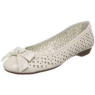 AK Anne Klein Womens Baby Ballet Flat Shoes