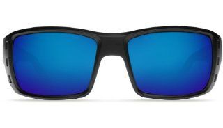 New Costa Del Mar Permit 580G Black/Blue Mirror Lens 60mm