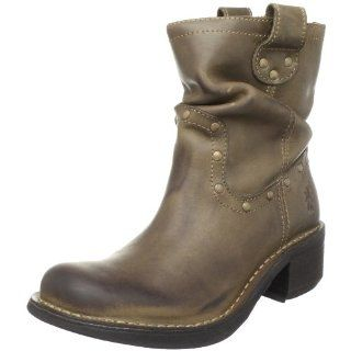 com FLY London Womens Frisk Ankle Boot,Grey,35 EU / 4 B(M) US Shoes