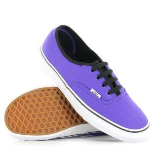 Vans Authentic T Pop Purple Kids Trainers Shoes