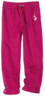 Baby Phat   Kids Girls 2 6X Knit Pant, Dark Pink, 3T