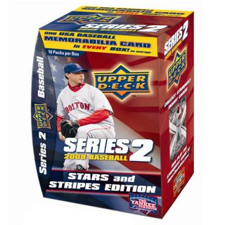 2008 Upper Deck Series 2 Baseball Trading Cards