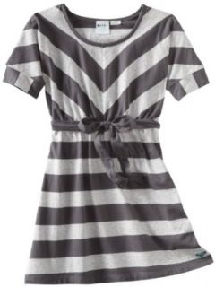 Roxy Kids Girls 7 16 Pumpkin Seed Dress, Castlerock Stripe