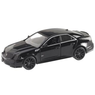 Cadillac CTS V Blackout 2010 Diecast Scale Model Car