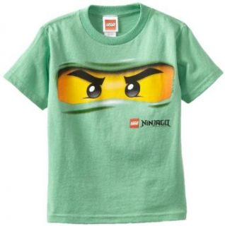 Lego Ninjago Green Ninja Face Green Juvy T Shirt Clothing