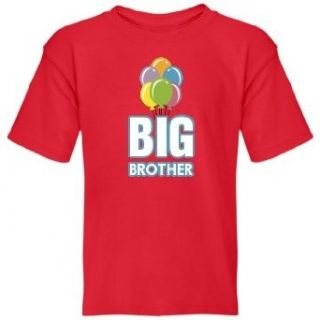Big Brother Balloon Tee Custom Toddler Gildan Ultra