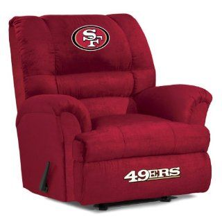 San Francisco 49ers NFL Big Daddy Recliner By Baseline