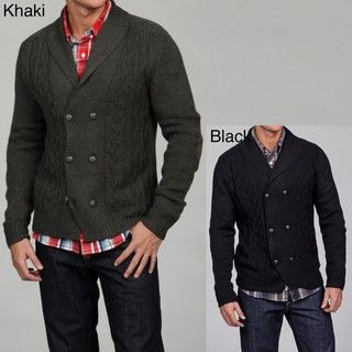 The Fresh Brand Mens Double breasted Sweater FINAL SALE