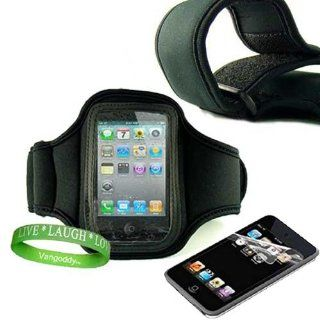 Apple iPod Touch 4th Generation Accessories Kit Black