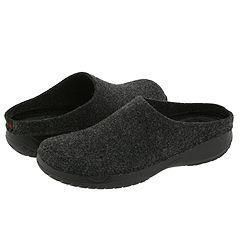 Woolrich Cane Creek Clog  Mens Charcoal Slippers