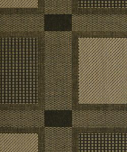 Indoor/ Outdoor Lakeview Black/ Sand Rug (710 x 11)