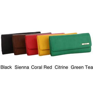 Kenneth Cole Reaction Tri Me A River Clutch Wallet