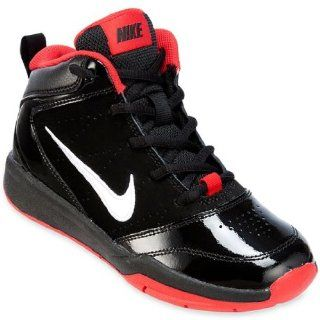 Nike Team Hustle Preschool Boys Basketball Shoes Shoes