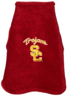 NCAA USC Trojans Polar Fleece Dog Sweatshirt Sports