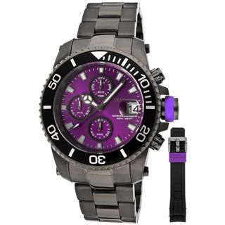 Invicta Mens Pro Diver/Classic Stainless Steel Watch